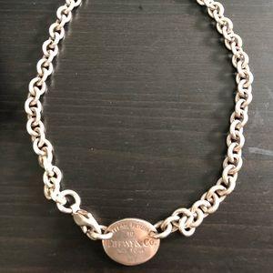 """Tiffany & Co. """"Return to Tiffany"""" Necklace"""